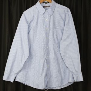 Tommy Hilfiger Pin Stripe Button Down